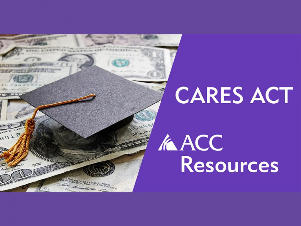CARES Act ACC Resources