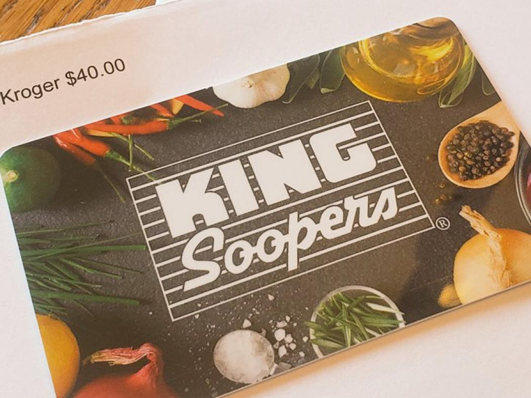 King Soopers gift cards