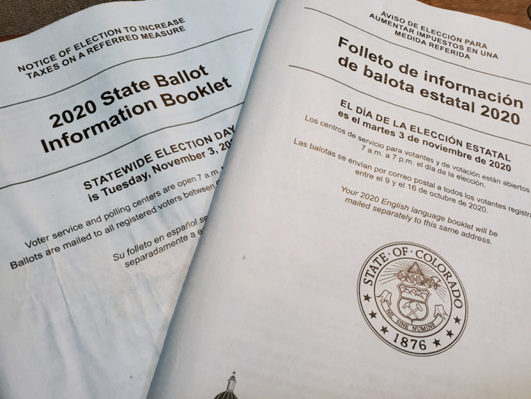 2020 State Ballot Information Booklets