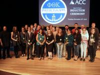 PTK inductees 2019