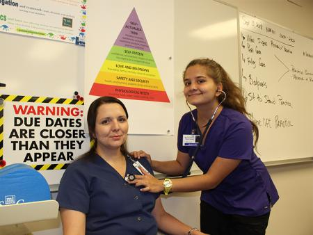 Arapahoe Community College Nurse Aide Students
