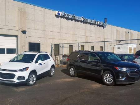 2017 Chevrolet Trax and 2018 Chevrolet Traverse