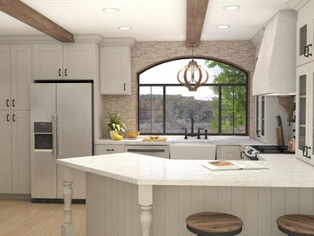 Kitchen Design View 3
