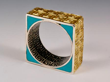 Untitled (Square Ring)