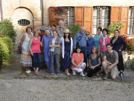Group Photo - Italy 2014