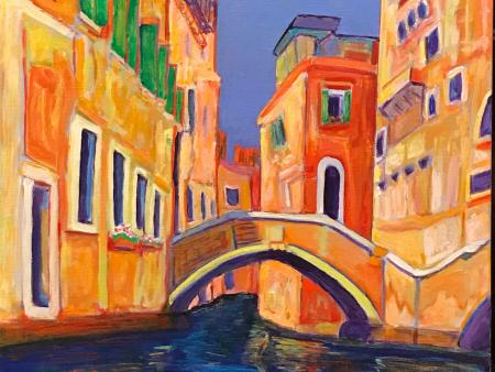 Alexandria Vitaliano - Dream of Venice: The Bridge 2 of 2 Techniques