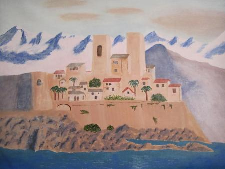 Rob McIntosh - Fort of Antibes