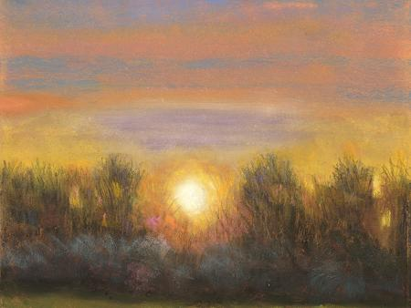Diane E Edwards - Sunset Glow