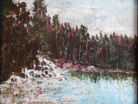 Janet Ford - Spring Runoff