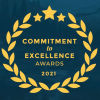 Commitment to Excellence Awards 2021