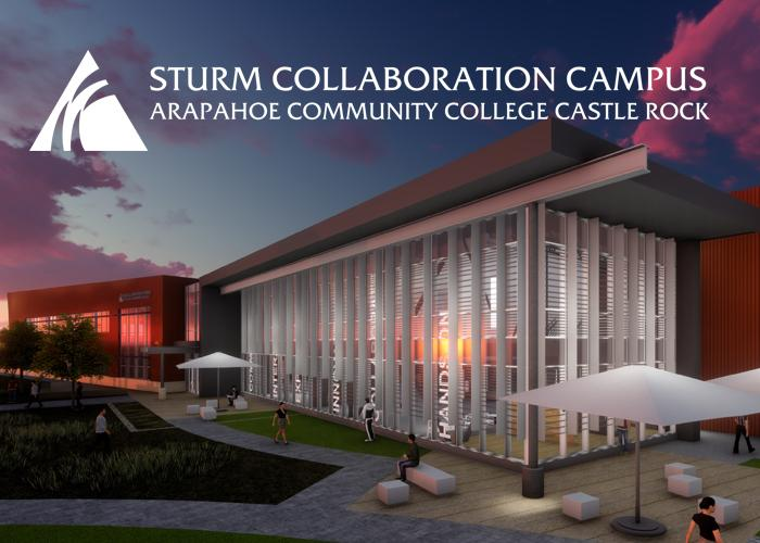 rendering of ACC Sturm Collaboration Campus