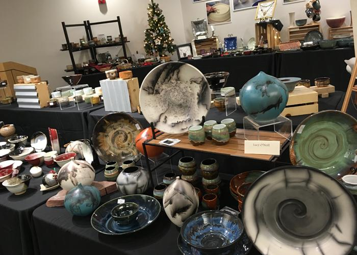 Holiday Pottery Sale Arapahoe Community College
