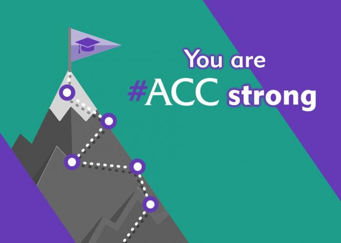 You are ACC Strong