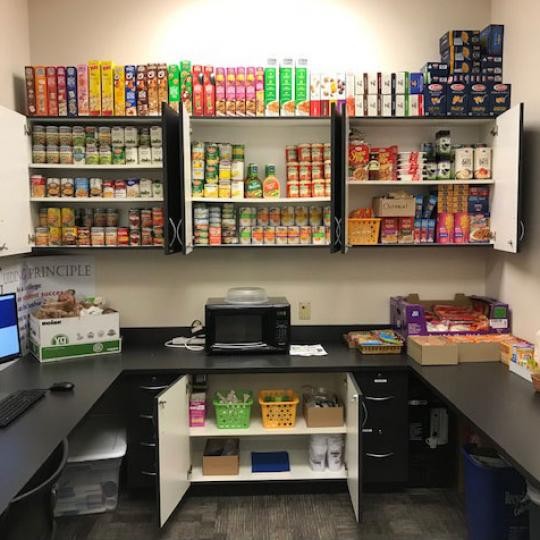 ACC Student Food Pantry - Littleton Campus
