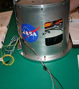 ACC NASA space grant payload